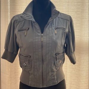 MAURICES GRAY JACKET (Large)
